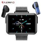 Best Lemfo Smart Watches - LEMFO T91 Smart Watch Men Wireless Bluetooth Headset Review