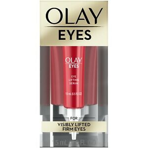 Olay Eyes Eye Lifting Serum for Visibly Lifted Firm Eyes 0.5 oz