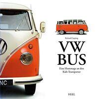 VW BUS Eine Hommage an den Kult-Transporter Bulli Bildband Modelle Buch Copping