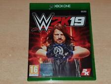 WWE 2K19 Xbox One (No Manual) **FREE UK POSTAGE**