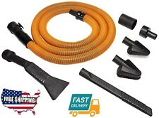 6-Piece Automotive Tools Auto Detailing Vacuum Hose Accessory Kit Pack Parts Fit