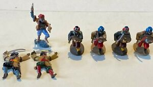 7 KING & COUNTRY LEAD SOLDIERS INDIA INDIAN STANDING KNEELING L@@K