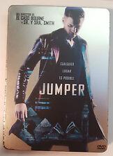 PELICULA DVD JUMPER EDICION METALICA