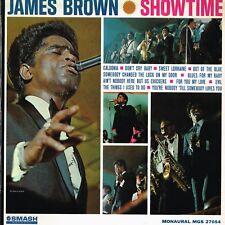 JAMES BROWN showtime U.S. SMASH LP_1964 original LP MGS-27054