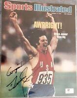 Bruce Jenner Signed 8x10 Sports Illustrated Photo - Global Authentics