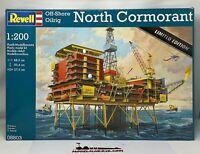 REVELL 08803 - Piattaforma estrazione - North Cormorant - Limited edition - 1...