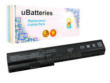 Battery HP Pavilion dv7 Fits HSTNN-DB75 HSTNN-DB74 HSTNN-C50C - 8 Cell, 4400mAh
