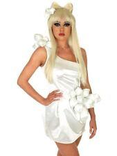 Ladies Women Girls Pop Star Fancy Novelty 2 Piece Dress Top