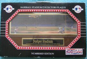 Sports Impressions Dodger Stadium Commemorating 1988 World Series Home Run