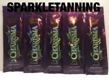 Swedish Beauty CHARISMA DermadarkBronzing Indoor Tan Tanning Lotion Packet LOT 5