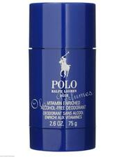 Ralph Lauren Polo Blue Alcohol Free Deodorant Stick 2.6oz 75g * Low Shipping