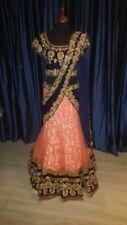 Lengha Sari Style