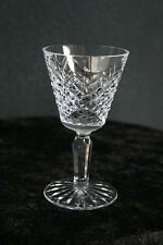 """SIGNED Waterford Crystal Templemore Port Wine Glass 4 1/2"""" (2 available)"""