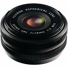 Fuji Fujinon XF 18mm F2 R Genuine Lens Nex in Sealed Box, DHL Express