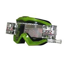 Occhiali da moto con lenti in verdi ProGrip
