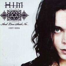 HIM - And Love Said No The Best of HIM 19972004 [CD  DVD]