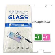 Panzer Glas für Samsung Galaxy A5 2015 Echt Schutz Folie Handy LCD KLAR NEU