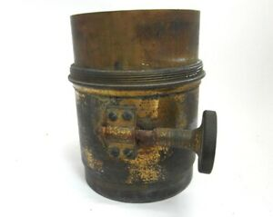 Dallmeyer Vintage photographic brass camera body part no, 2 B, 27620  incomplete