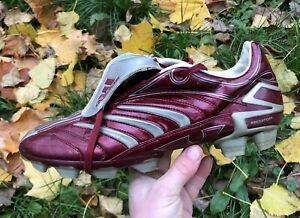 Vintage Adidas Predator 2005 Soccer Cleats David Beckham Football Boots TRX FG