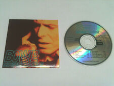 David Bowie - THE SINGLES COLLECTION - 10 Track Promo CD #BOWIE 1