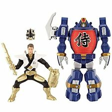Power Rangers Super Samurai Action Figure LightZord And Super Mega Ranger - Rare