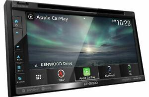 "KENWOOD DNX576S 6.75"" CD DVD NAVIGATION BLUETOOTH 13 BAND EQ GPS CAR STEREO"