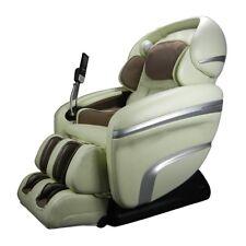 Osaki OS-7200CR Quad Massage Chair Zero Gravity Recliner Foot Rollers Cream