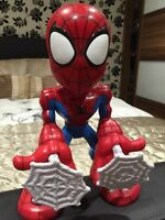 "Spider-Man Action Figure Hasbro 2006 11"""