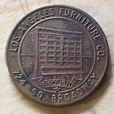 Los Angeles Furniture Co., Good For $1 Token (#X136)