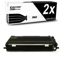 2x Eurotone Toner Compatibile Per Brother TN-2310 TN2310