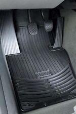 BMW OEM Black Rubber Floor Mats FRONT ONLY E39 1997-2003 525i 540i 82550151196