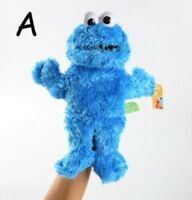 SESAME streeet cookie monster full body hand puppet  game puppets QT507 new arri