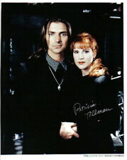 Patricia Tallman as Lyta Alexander on Babylon 5 Autographed 8 x 10 Color Photo