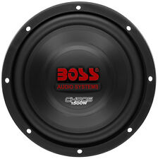 "New Boss CH10DVC 10"" 1500W Car Subwoofer Audio DVC Power Sub Woofer 4 Ohm Stereo"