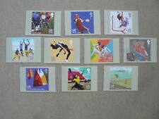Olympic + Paralympic Games 2011, PHQ Stamp Cards, FDI Special H/S Back, 10