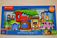 Fisher Price Little People Summer Play Days Gift Set With 7 Figures (1+ Years)