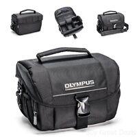 Olympus Pro System Camera Bag Black Black Professional Holds Cameras and Lens