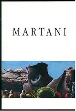 TRINI TOMMASO CELLI GIORGIO RICCI REMO FRANCESCO MARTANI SAN VITALE 1996 ARTE