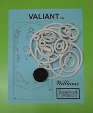 1962 Williams Valiant pinball rubber ring kit
