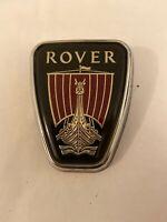ROVER logo Emblème Monogramme Insigne Sigle Stickers d'Origine Bon État