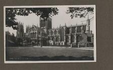 York Minster from South East RP Photograph 1950    Postcard   L.229