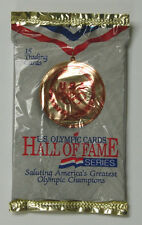 US Olympic Cards 1992 Hall of Fame Series Sealed-15 Packs of 15 Cards (225 total