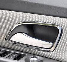 4pcs Steel Interior Door Handle bowl cover trim  For Chevrolet Cruze 2009-2014