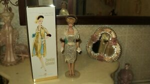 BARBIE EVENING SPLENDOR 1959 VINTAGE REPRODUCTION REPRO 2004*GOLD LABEL*BOXED