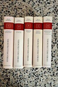 STORIA DELLA FILOSOFIA 5 volumi Espresso, N. ABBAGNANO, G. Fornero edizione 2005