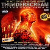 THUNDERSCREAM = Neophyte/Viper/Playah/Promo/Miosa...=2CD= HARDCORE GABBER !!