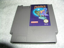 Nintendo Nes     Solstice Game Cart    Pal