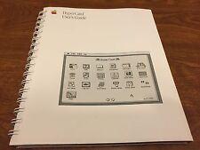 Apple Macintosh HyperCard User's Guide 030-3081-B
