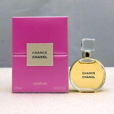 CHANEL CHANCE PARFUM SPLASH 7.5 ML/0.25 OZ. NIB-CH126050