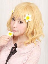 Hanasaku Iroha Matsumae Ohana Heat-resistant Fiber Cosplay Wig Hair